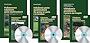Zestaw 3 książek z filmami DVD - szkolenie psa